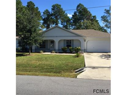 61 Pinecrest Dr  Palm Coast, FL 32164 MLS# 208765