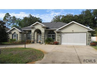 84 Whippoorwill Drive  Palm Coast, FL MLS# 208776