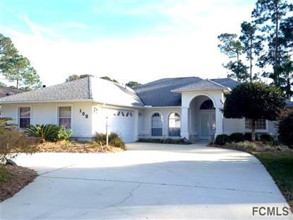 108 Wood Haven Dr  Palm Coast, FL MLS# 208892