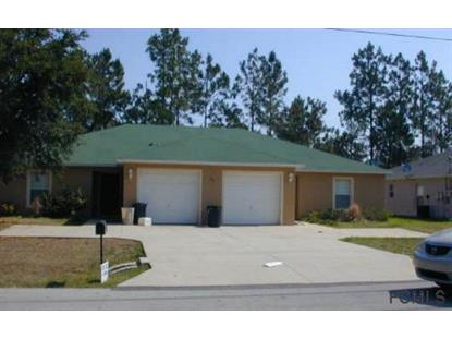97 Wheatfield Dr  Palm Coast, FL 32164 MLS# 208983