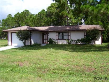 94 Foster Lane  Palm Coast, FL 32137 MLS# 209163