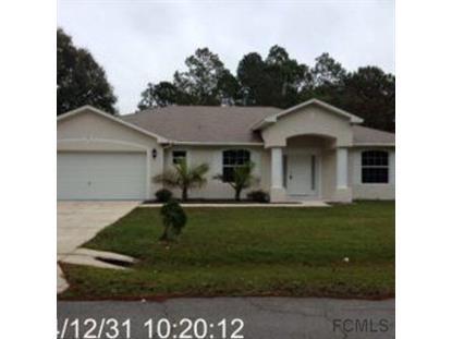 17 Pillar Lane  Palm Coast, FL 32164 MLS# 209525
