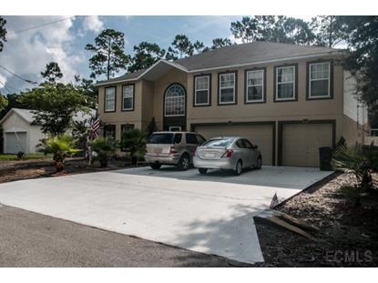 60 Wellwood Lane  Palm Coast, FL MLS# 210679