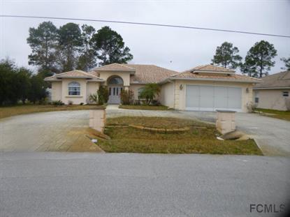 24 Priory Lane  Palm Coast, FL MLS# 210994
