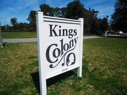 64 Kings Colony Court  Palm Coast, FL MLS# 211261