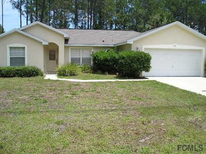 99 Rickenbacker Drive  Palm Coast, FL 32164 MLS# 212166
