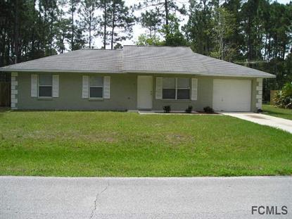 3 Reid Place  Palm Coast, FL 32164 MLS# 212180