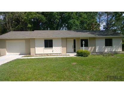 16 Wood Center Lane  Palm Coast, FL 32164 MLS# 212213