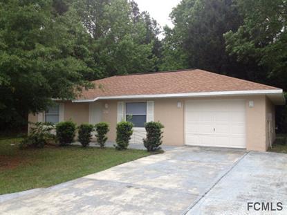 26 Rykill Way  Palm Coast, FL 32164 MLS# 212250