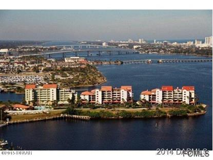 752 Marina Point Dr  Daytona Beach, FL MLS# 212514