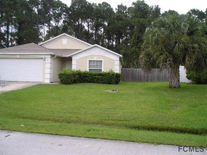 19 Pilgrim Drive  Palm Coast, FL 32164 MLS# 212774