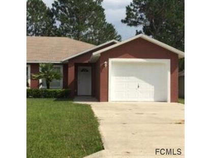 28 Pleasant Lane  Palm Coast, FL 32164 MLS# 213029