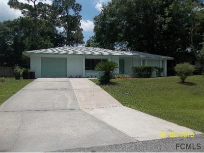 18 Blackburn Place  Palm Coast, FL 32137 MLS# 213076