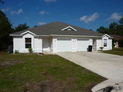71 Providence Lane  Palm Coast, FL 32164 MLS# 213467