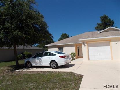 19A Plain View Drive  Palm Coast, FL 32164 MLS# 213765