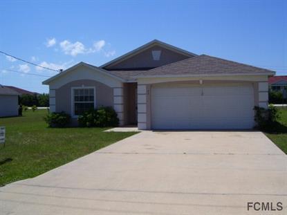 53 Brownstone Lane  Palm Coast, FL 32164 MLS# 213836