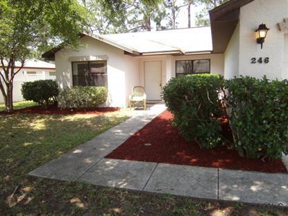 246 Beechwood Ln  Palm Coast, FL 32137 MLS# 214102