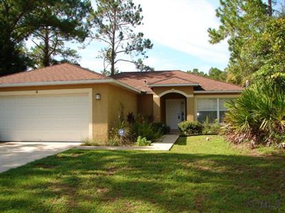 4 Renworth Pl  Palm Coast, FL 32164 MLS# 215403