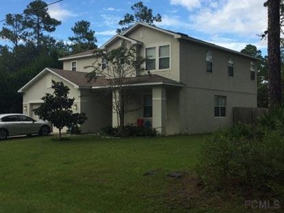 13 Ryapple Lane  Palm Coast, FL MLS# 215873