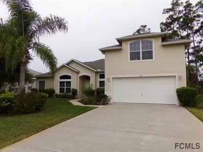 49 Westover Lane  Palm Coast, FL MLS# 217080
