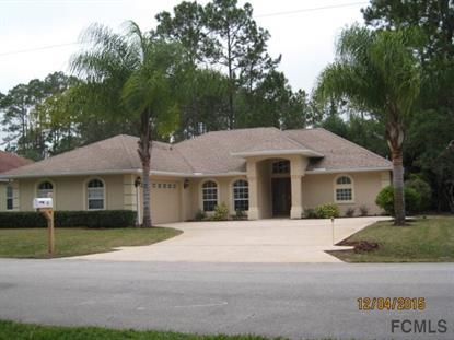 10 Elder Drive  Palm Coast, FL MLS# 217441