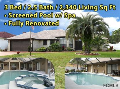 54 Wellesley Lane  Palm Coast, FL MLS# 217580