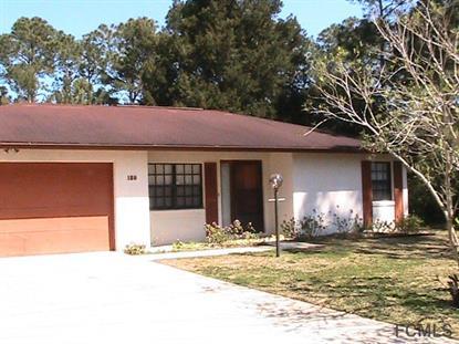 189 Boulder Rock Drive  Palm Coast, FL 32137 MLS# 217590