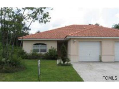 46-A Rose Dr  Palm Coast, FL 32164 MLS# 218186