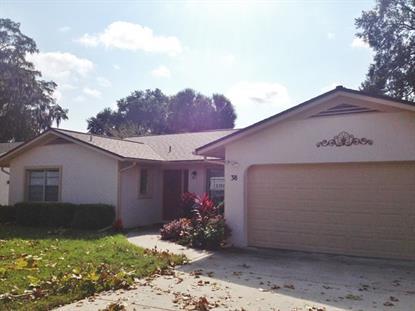 38 Fischer Lane  Palm Coast, FL 32137 MLS# 224386