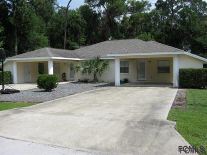 47 Eton Lane  Palm Coast, FL 32164 MLS# 225707