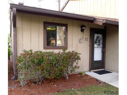 22 Village Dr  Flagler Beach, FL 32136 MLS# 226196