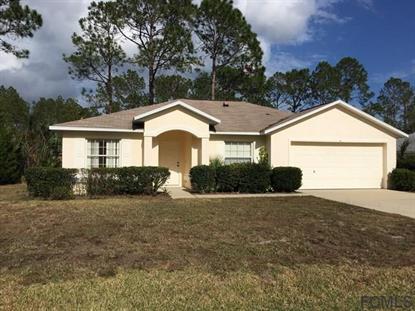 16 Wheaton Lane  Palm Coast, FL 32164 MLS# 226349