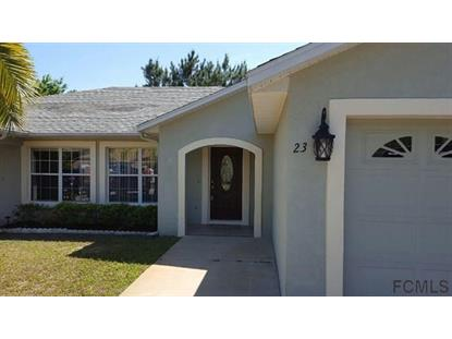 23A Bunker Hill Drive  Palm Coast, FL 32164 MLS# 226662