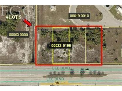 3506  Lee BLVD Lehigh Acres, FL MLS# 201331835