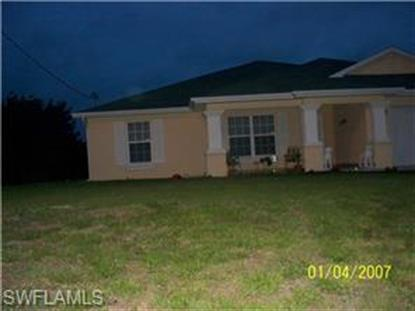 2517 42 ST Lehigh Acres, FL MLS# 214053750