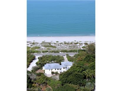 13550 Palmflower LN Captiva, FL MLS# 215006694