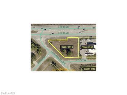 800 Leonard BLVD N Lehigh Acres, FL MLS# 215028078