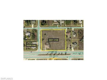 4716 Lee BLVD Lehigh Acres, FL MLS# 215032393
