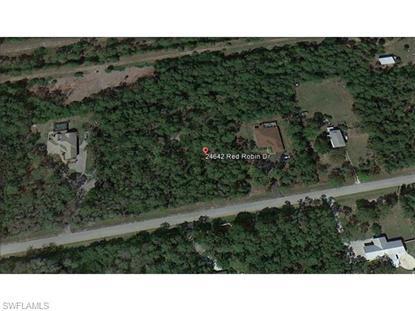24642 Red Robin DR Bonita Springs, FL MLS# 215033450