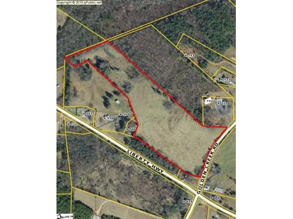 Golden Creek Road Liberty, SC MLS# 1282068
