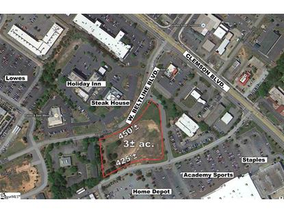 W Beltline  Boulevard Anderson, SC MLS# 1287794