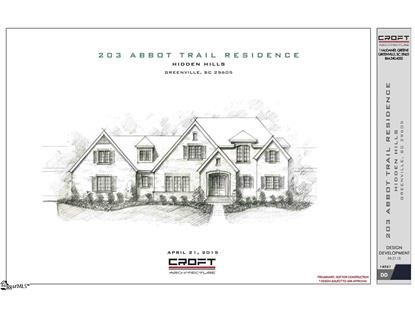 203 Abbot Greenville, SC MLS# 1299393