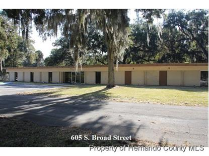 605 Broad  Brooksville, FL 34601 MLS# 2124385