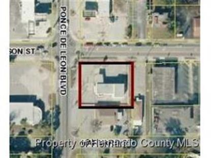 695 W JEFFERSON ST , Brooksville, FL