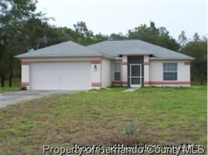 11119 FLOCK AVE  Weeki Wachee, FL MLS# 2150768