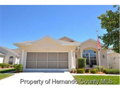 5454 LEGEND HILLS LN  Spring Hill, FL MLS# 2150885