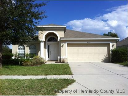 4716 AYRSHIRE DR  Spring Hill, FL MLS# 2151117