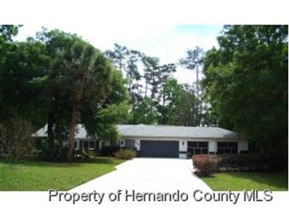 1239 AMBER CT  Brooksville, FL MLS# 2151464