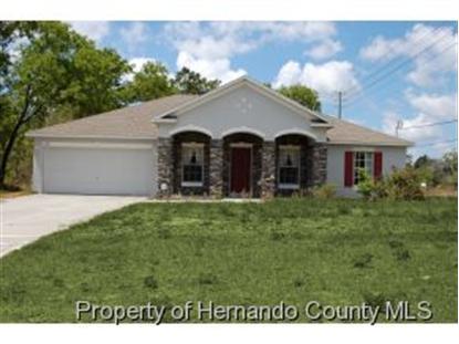 11047 MILLERDALE RD  Brooksville, FL MLS# 2151484