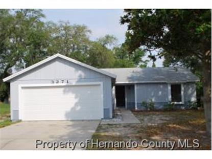3271 BEAVER AVE  Spring Hill, FL MLS# 2152852